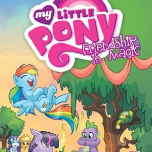 &lt;i&gt;My Little Pony: Friendship is Magic&lt;/i&gt; Vol. 1 by Katie Cook &amp; Andy Price