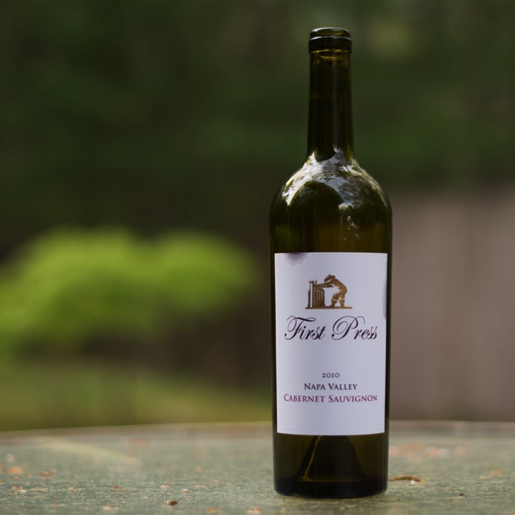 2010 First Press Cabernet Sauvignon Review