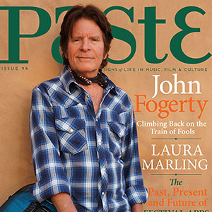 Check out Issue #94 of PASTE.COM featuring John Fogerty