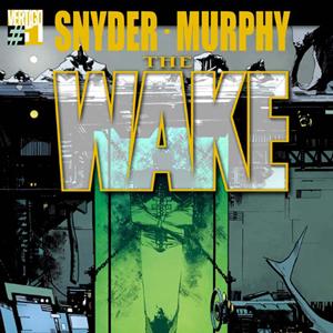 <i>The Wake #1</i> by Scott Snyder & Sean Murphy
