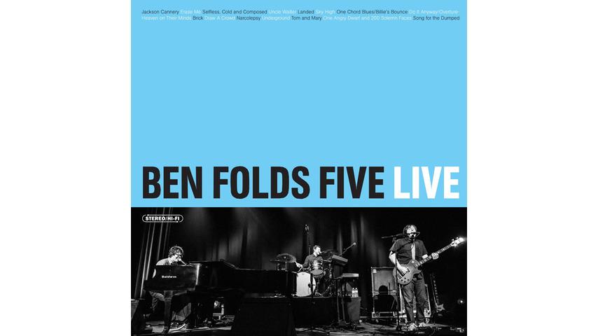 Ben Folds Five: <i>Ben Folds Five Live</i>