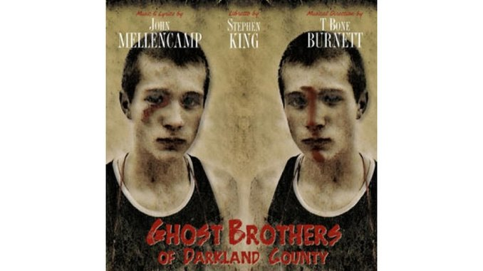 Various Artists: <I>Ghost Brothers of Darkland County</i>