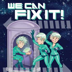 <i>We Can Fix It!: A Time Travel Memoir</i> by Jess Fink