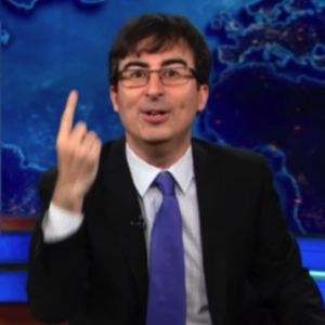 <i>The Daily Show</i> with John Oliver Review