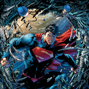 <i>Superman Unchained</i> #1 by Scott Snyder & Jim Lee