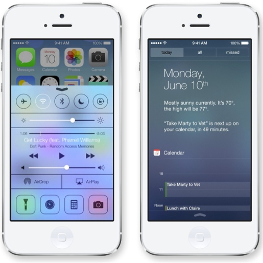 iOS 7: Jony Ive Reboots Apple's Design