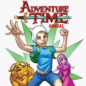 <i>Adventure Time Annual</i> #1