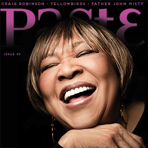 Check out Issue #97 of PASTE.COM featuring Mavis Staples