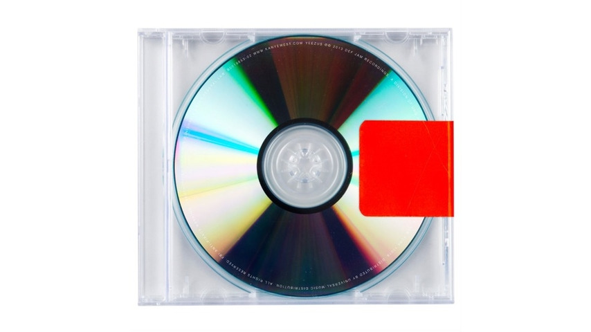 Kanye West Scores Sixth No. 1 Album with <i>Yeezus</i>