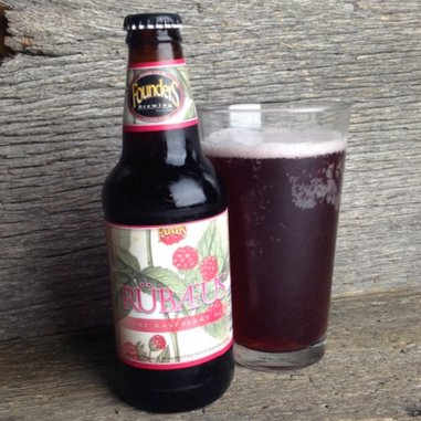 Founders Rübaeus Pure Raspberry Ale Review