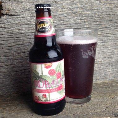 Founders Rübaeus Pure Raspberry Ale Review