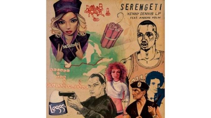 Serengeti: <i>Kenny Dennis LP</i>