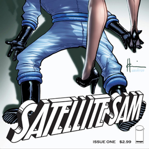<i>Satellite Sam</i> #1 by Matt Fraction & Howard Chaykin