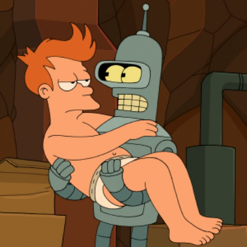 "<em>Futurama</em>: ""The Inhuman Torch"" (Episode 7.18)"
