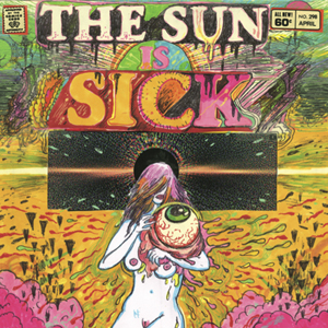 """Exclusive Preview: Flaming Lips Frontman Wayne Coyne Embraces the Absurd, Endearing in """"The Sun is Sick"""" Comic"""