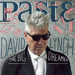 Check out Issue #101 of PASTE.COM featuring David Lynch