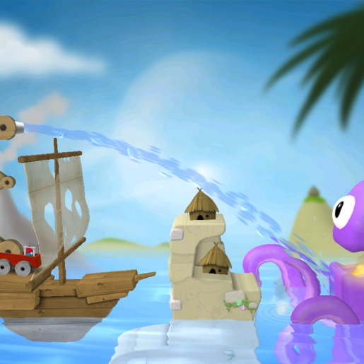 Mobile Game of the Week: <i>Sprinkle Islands</i> (Android / iOS)