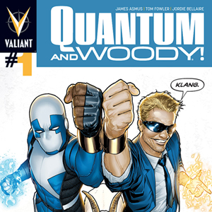 <i>Quantum and Woody </i> by James Asmus & Tom Fowler
