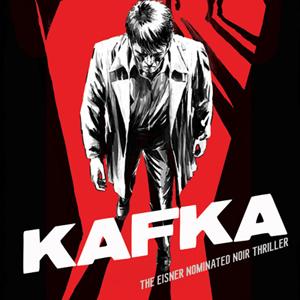 <i>Kafka</i> by Steven T. Seagle & Stefano Gaudiano