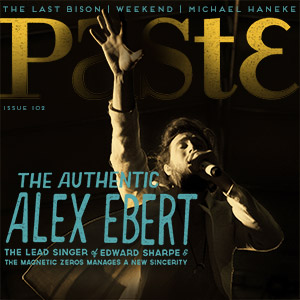 Check out Issue #102 of PASTE.COM featuring Edward Sharpe & The Magnetic Zeros