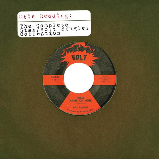 Otis Redding: <i>The Complete Stax/Volt Singles Collection</i>
