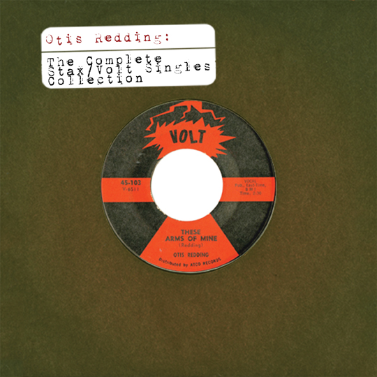 Otis Redding: <i>The Complete Stax/Volt Singles Collection</i>