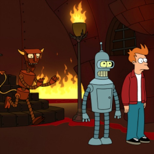 "<em>Futurama</em> Review: ""Calculon 2.0"" (Episode 7.20)"
