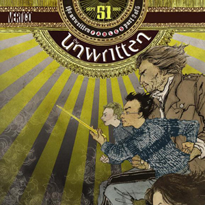 <i>The Unwritten</i> #51 by Mike Carey, Bill Willingham, Others