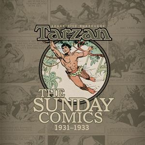 <i>Edgar Rice Burroughs' Tarzan: The Sunday Comics, Vol. 1, 1931-1933</i>
