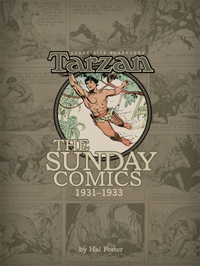 <i>Edgar Rice Burroughs' Tarzan: The Sunday Comics, Vol. 1, 1931-1933</i>