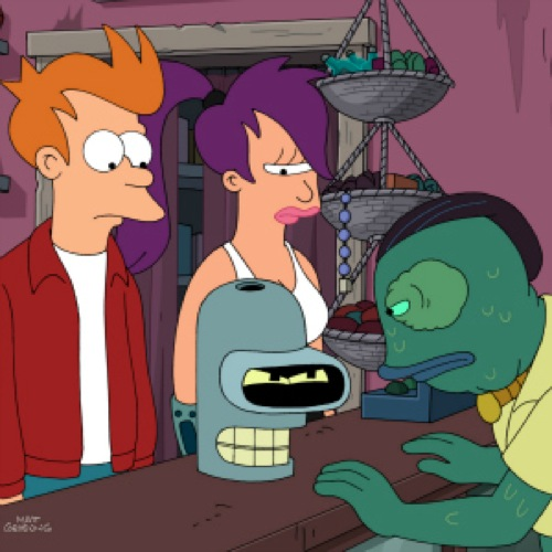 "<em>Futurama</em> Review: ""Assie Come Home"" (Episode 7.21)"