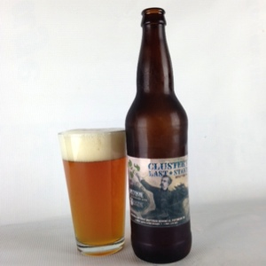 Smuttynose/Stone Cluster's Last Stand IPA Review