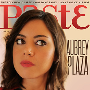 Check out Issue #103 of PASTE.COM featuring Aubrey Plaza