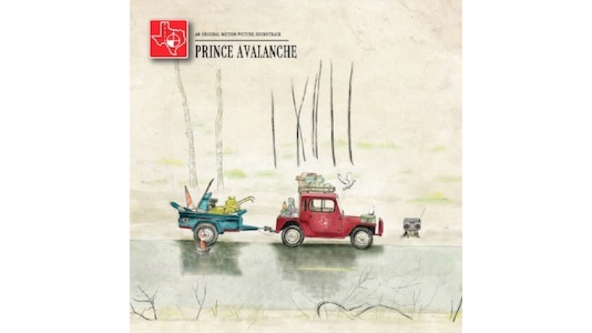 Explosions in the Sky and David Wingo: <i>Prince Avalanche: An Original Motion Picture Soundtrack</i>