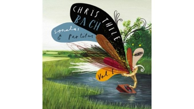 Chris Thile: <i>Bach: Sonatas and Partitas Volume 1</i>