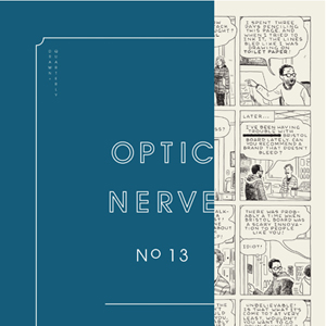 <i>Optic Nerve</i> #13 by Adrian Tomine