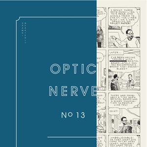<i>Optic Nerve</i> #13 by Adrian Tomine