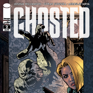 Exclusive Image Comics Preview: <i>Ghosted</i> #2 by Joshua Williamson & Goran Sudzuka