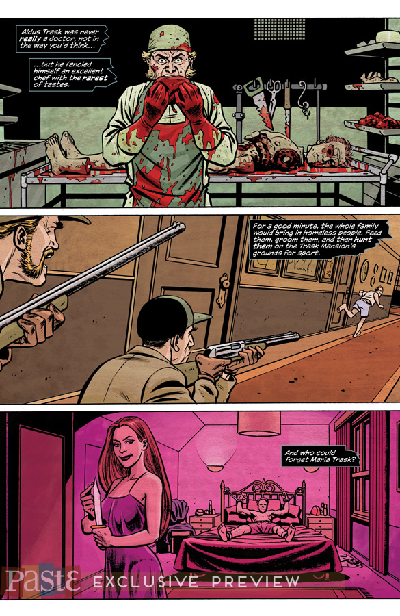 Exclusive Image Comics Preview: Ghosted #2 by Joshua Williamson