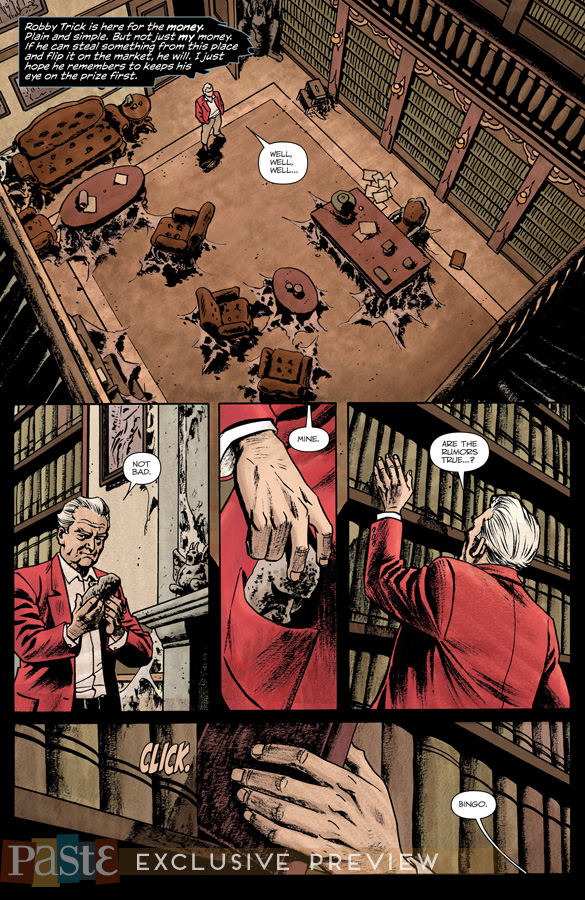 Ghosted #2, Page 6