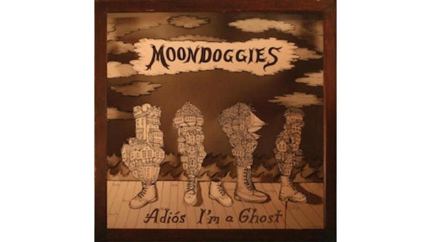 The Moondoggies: <i>Adiós I'm a Ghost</i>