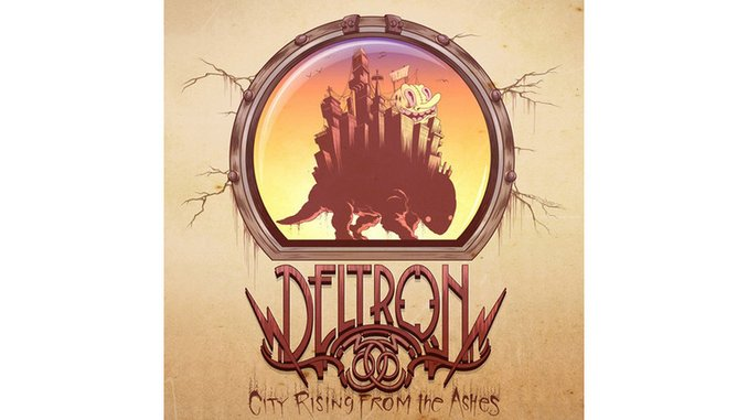 Deltron 3030: <i>The City Rising From the Ashes</i> EP