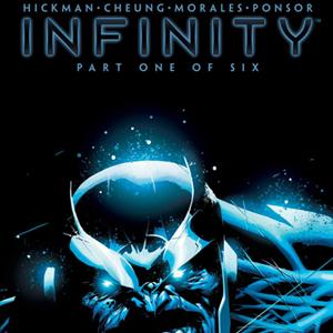 <i>Infinity</i> #1 by Jonathan Hickman & Jim Cheung