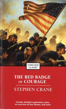 the nature of war in the red badge of courage a novel by stephen crane Start studying the red badge of courage learn vocabulary,  stephen crane's novel was probably set/written during which war and when  impersonal nature of war.