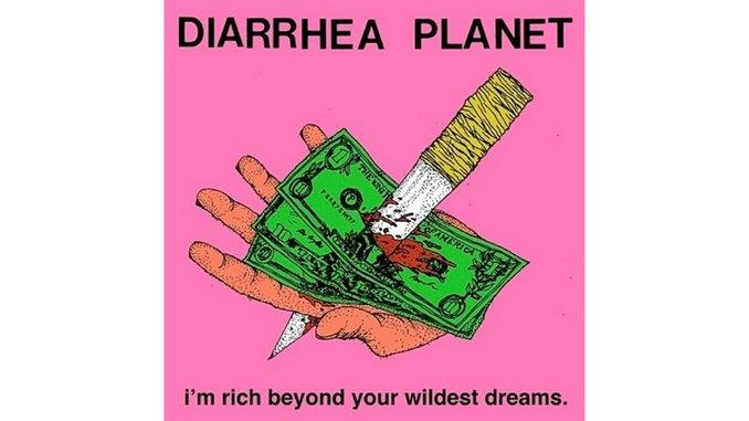 Diarrhea Planet: <i>I'm Rich Beyond Your Wildest Dreams</i>