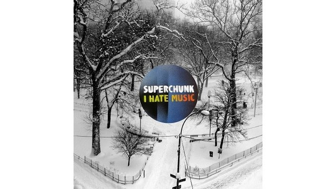 Superchunk: <i>I Hate Music</i>
