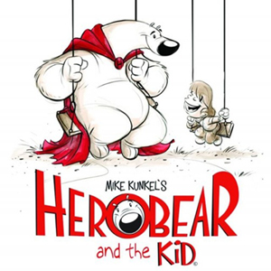 <i>Mike Kunkel's Herobear and the Kid: The Inheritance</i> #1