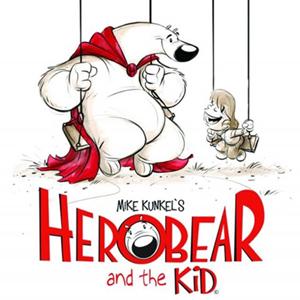 <i>Mike Kunkel's Herobear and the Kid: The Inheritance</i> #1