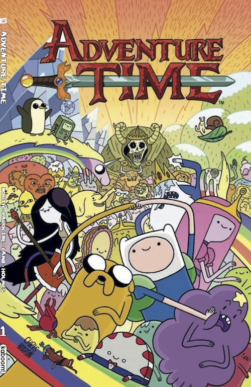 5. Cover - adventure-time.jpg