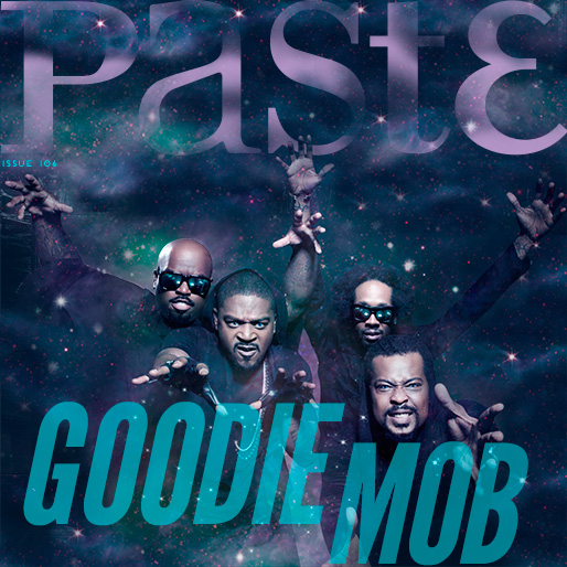 Check out Issue #106 of PASTE.COM featuring Goodie Mob